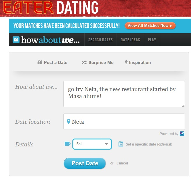 online dating foodies To help you begin the search for your soulmate, we researched the most legitimate, and visited dating sites that specifically cater to food lovers so you can start breaking bread with a potential partner we selected our list based upon their appeal to actual food lovers, the ease of setting up and using an.